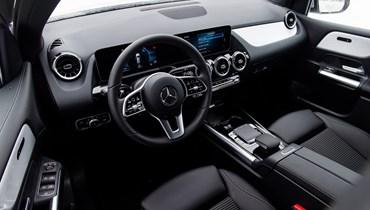 Mercedes-Bens uutuus B-sarja ja uuden B-sarjan hallinta-laitteet