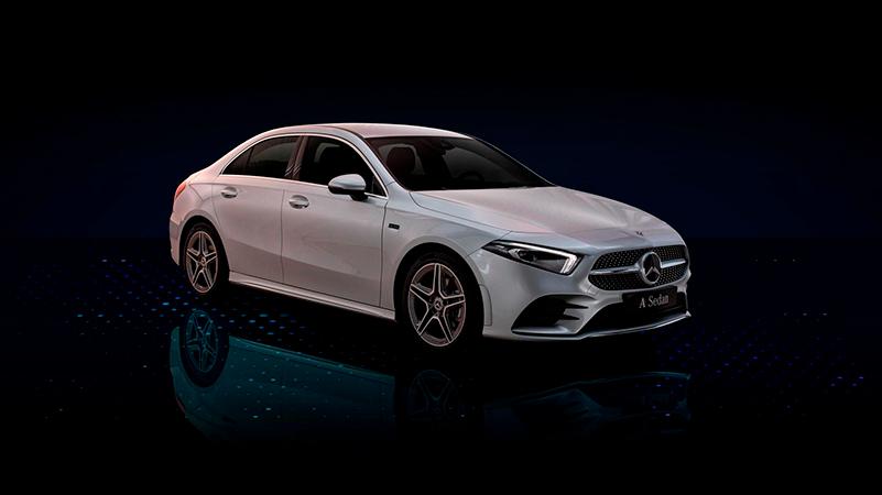 Mercedes-Benz A-sarjan sedan ladattava hybridi Wetteri uudet autot