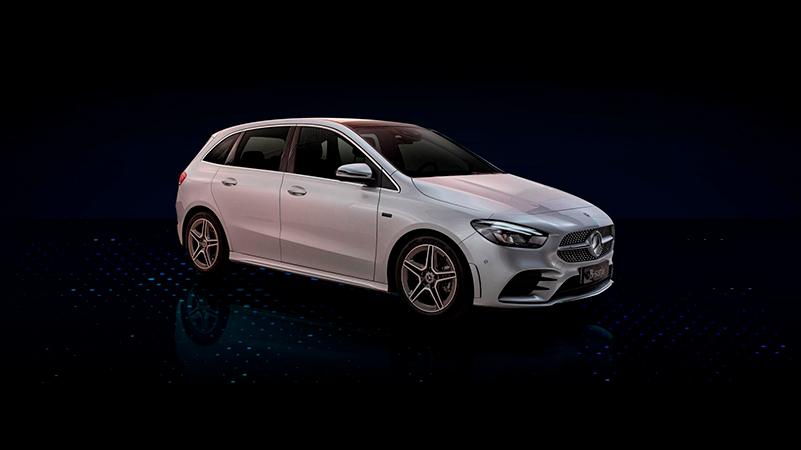 Mercedes-Benz B-sarja ladattava hybridi Wetteri uudet autot