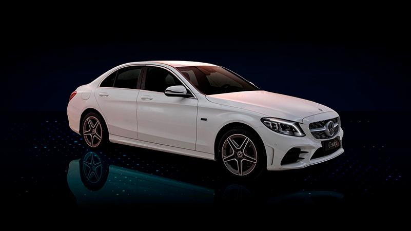 Mercedes-Benz C-sarjan sedan ladattava hybridi Wetteri uudet autot
