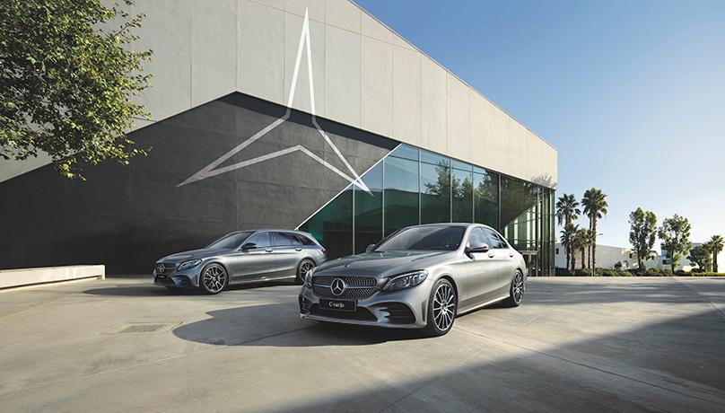 Mercedes-Benz C-sarja Star Edition Wetteri uudet autot