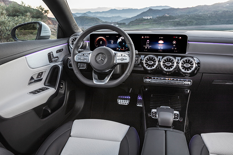 Cla Shooting Brake >> Mercedes Benz Cla Shooting Brake Muotovalio Kasvaneella