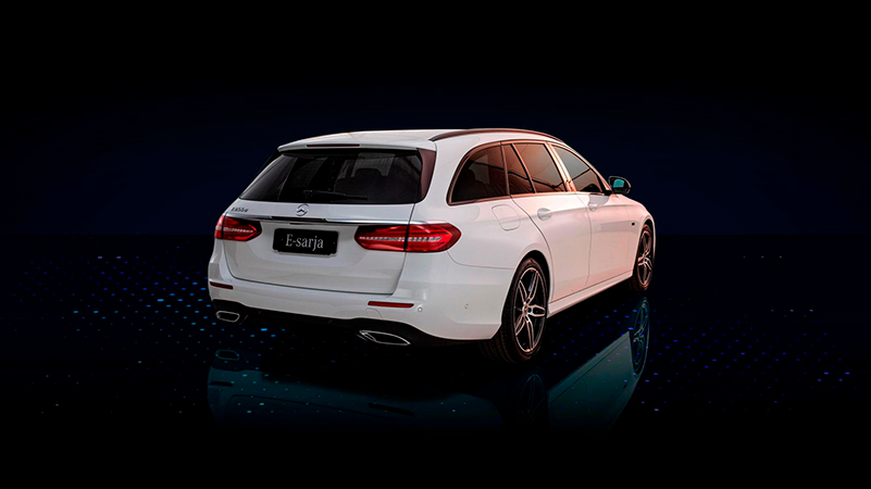 Mercedes-Benz E-sarjan farmari ladattava hybridi Wetteri uudet autot