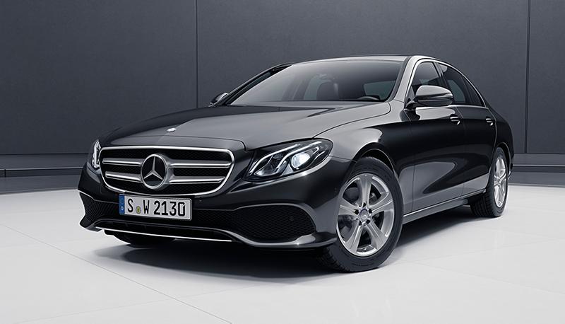 Mercedes Benz E Sarja