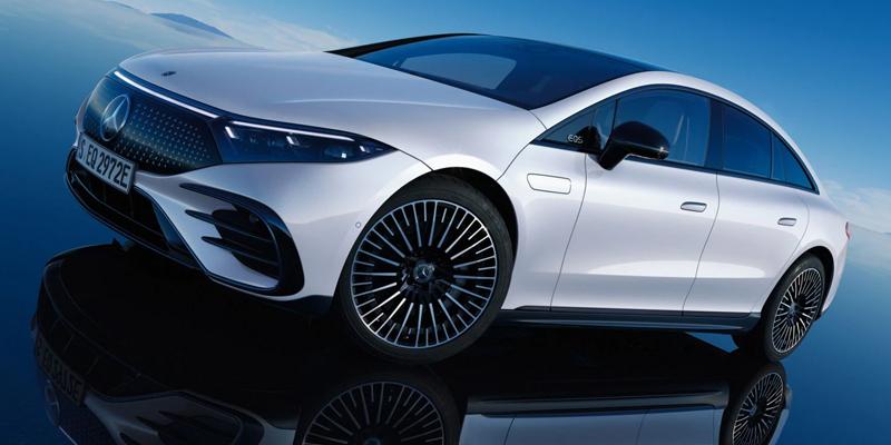 Uusi EQS perustuu Mercedes-Benzin täysin uuteen sähköautojen perusrakenteeseen.