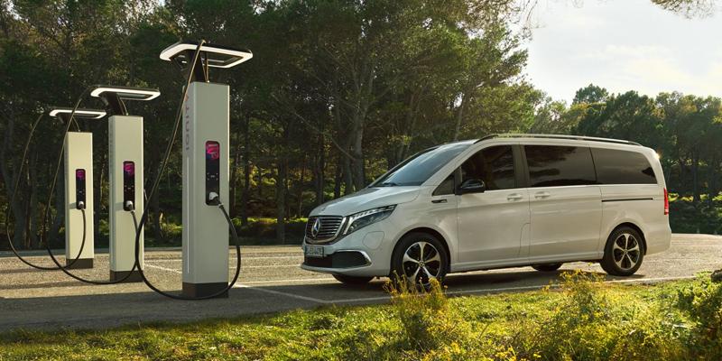 Mercedes-Benz uutuus EQV