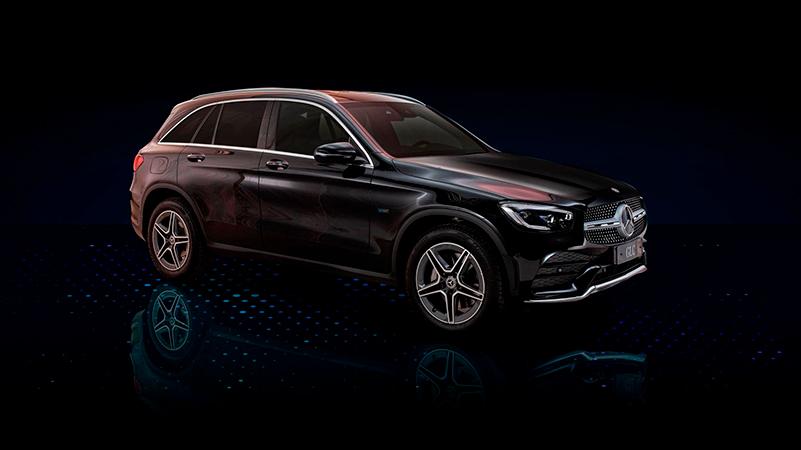 Mercedes-Benz GLC ladattava hybridi Wetteri uudet autot