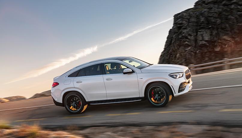 Mercedes Gle Coupe >> Enemman Luksusta Enemman Coupeta Ajankohtaista Wetterilla