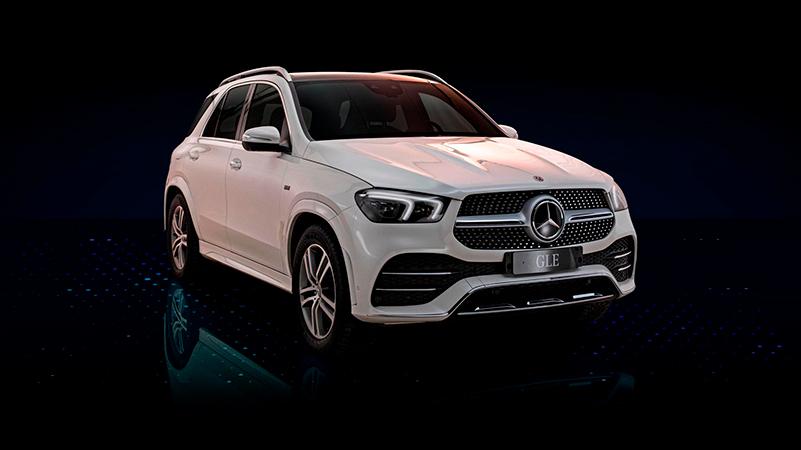 Mercedes-Benz GLE ladattava hybridi Wetteri uudet autot