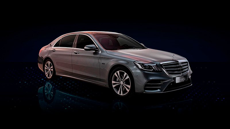 Mercedes-Benz S-sarjan sedan ladattava hybridi Wetteri uudet autot