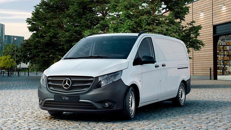 Mercedes-Benz Vito ONE pakettiauto