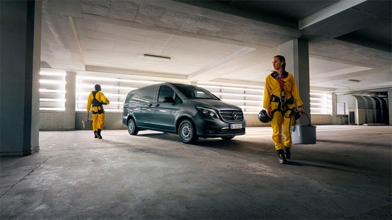 Mercedes-Benz Vito pakettiauto