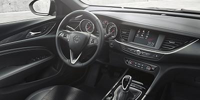 Opel Ingigni Grand Sport - Eleganttia muotoilua