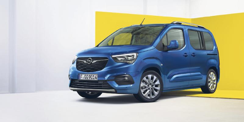 Opel Combo Life - Sekä 5- että 7-paikkaisena saatava, monikäyttöisillä sisätiloilla ja innovatiivisilla teknologioilla varustettu uusi Combo Life on täydellinen valinta perhematkailuun.