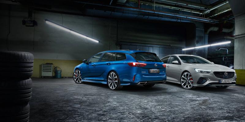 Opel Insignia GSI - Vaikuttavaa muotoilua ja tehokasta turboteknologiaa: uusissa Insignia GSi -malleissa yhdistyvät ajamisen nautinto ja edistykselliset teknologiat.
