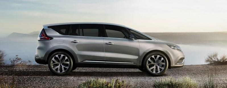 Renault Espace - Nyt talvirenkaat veloituksetta!