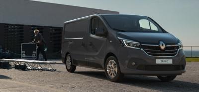 Uusi Renault Trafic
