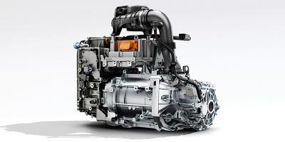 Renault Zoe sähkomoottori