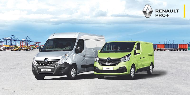 Nyt kaikkiin Master – ja Trafic-malleihin vanerointi, vetokoukku ja talvirenkaat yhteensä 399 €!