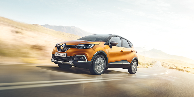 Renault Captur - katumaasturien ykkönen