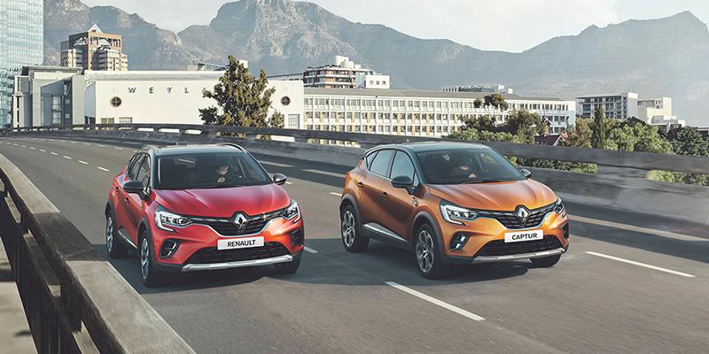Renault Clio ja Captur - Korko 0 % ilman käsirahaa – ei muita kuluja. Aloita maksut vasta 6 kk kuluttua.