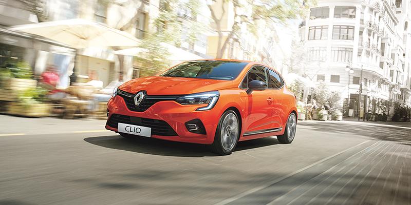 Renault CLIO Enemmän kuin kaunis