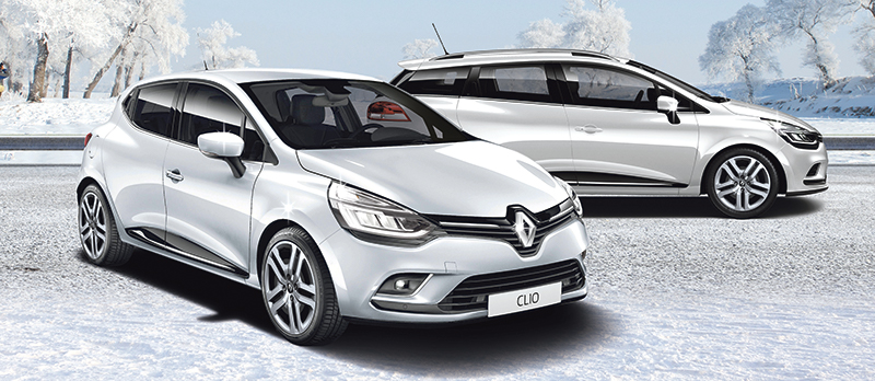 Ajankohtaiset Renault kampanjat - Wetteri