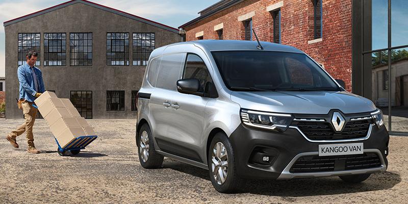 Tulossa: Uusi Renault KANGOO   Luokkansa johtavaa laatua