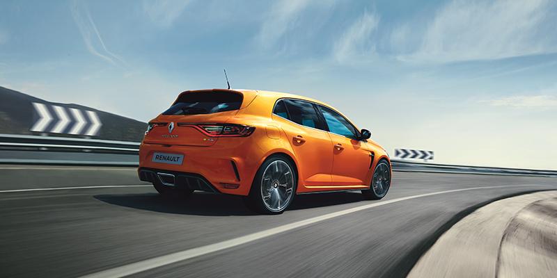 Renault MEGANE nyt huippuhintaan Wetteriltä!