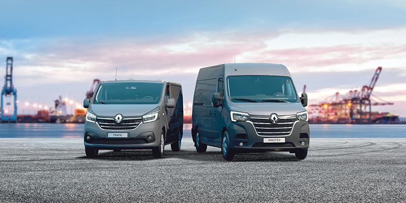 Nyt koko Renault tavara-automallistoon 0 % kuluton rahoitus – myös ilman käsirahaa!