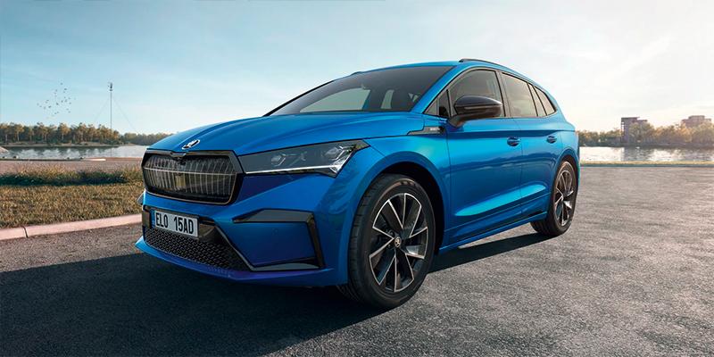 Joka solultaan sähköautoksi suunniteltu ENYAQ iV aloittaa täysin uuden luvun Škodan historiassa.