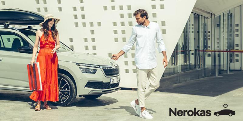Nerokas on Škodan uusi nerokkaampi tapa liikkua – yksinkertaisesti nerokkaampi tapa hankkia ŠKODA.
