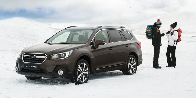 Subaru outback - säästä jopa 3.338€!