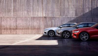Volvo Paketilla turvaa talouteen Haluamasi Volvo -malli kiinteällä kuukausierällä