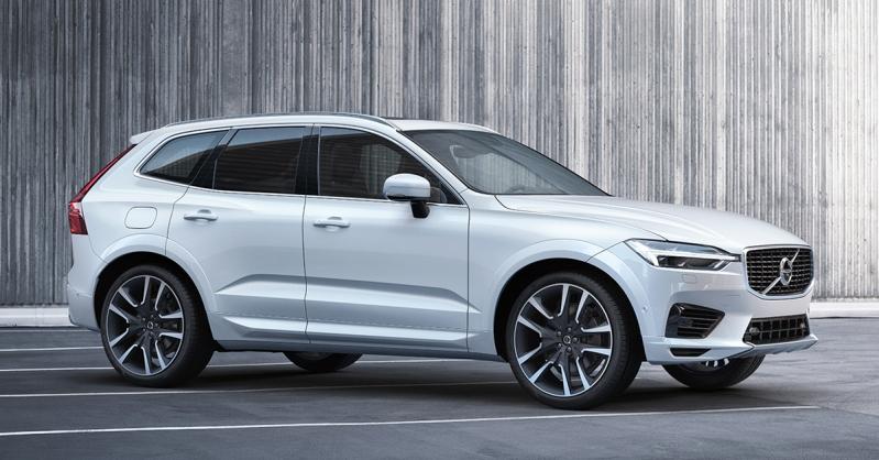 Tervetuloa tutustumaan uuteen Volvo XC60 -malliin Wetterille!
