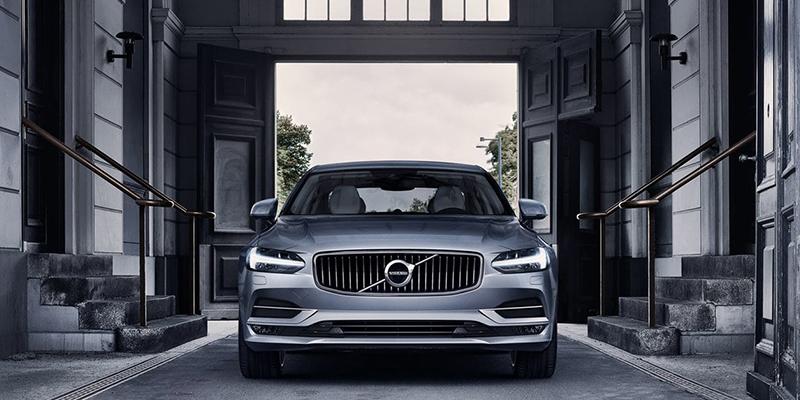 Tervetuloa tutustumaan Volvo S90 -malliin Wetterille!