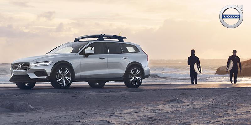 Volvon uutuus V60 CC nyt ennakkomyynnissä!