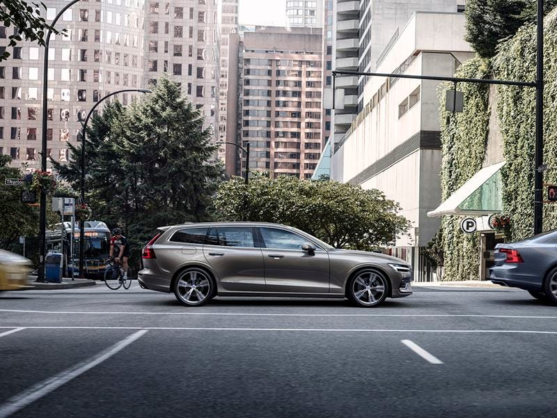 Täysin uusi Volvo V60 Sportswagon - nyt ennakkomyynnissä