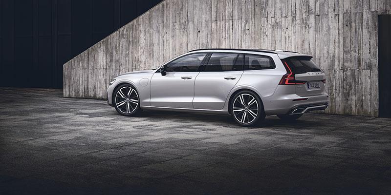 Uudet Volvo Long Range High Performance -lataushybridit