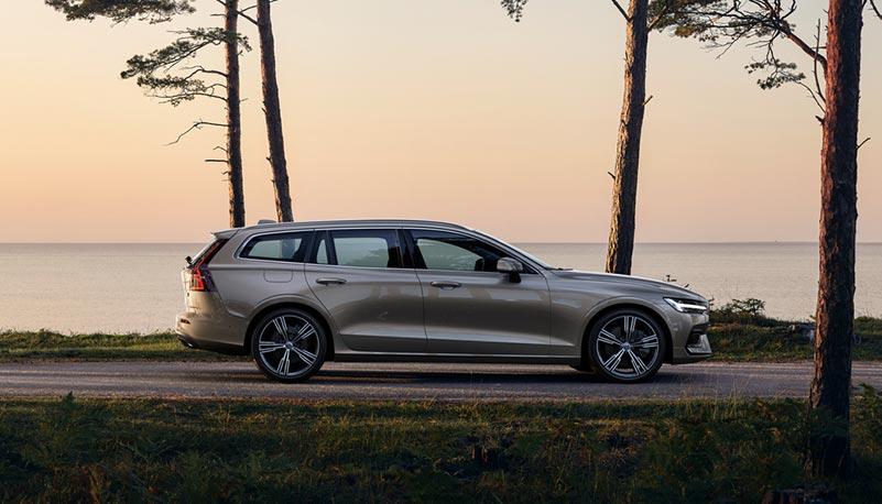 Volvo V60 Sportswagon kesä 2021