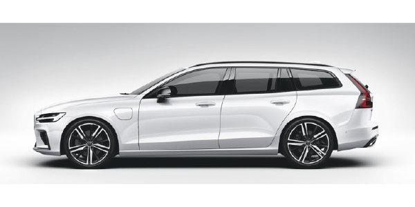 Volvo V60 T6 ohittamattomaan kuukausierään Volvo Paketilla