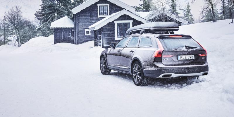 huippuedut Volvo V90 CC ostajalle Wetteriltä