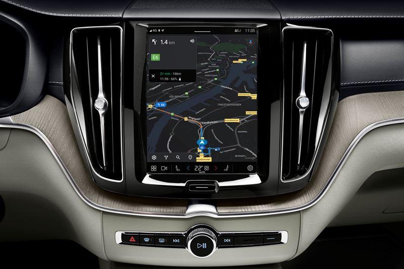 Volvo Cars tuo Googlen kanssa kehitetyn tieto- ja viihdejärjestelmän useampiin automalleihin