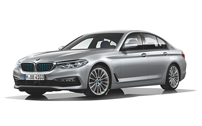 BMW 5-sarja G30 Sedan 530e A Charged Edition