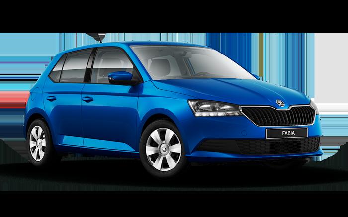Škoda Fabia 1,0 Active